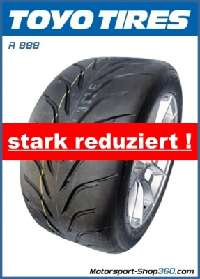 TOYO R888 Semi Slick 335/30-18 DOT 50/2014